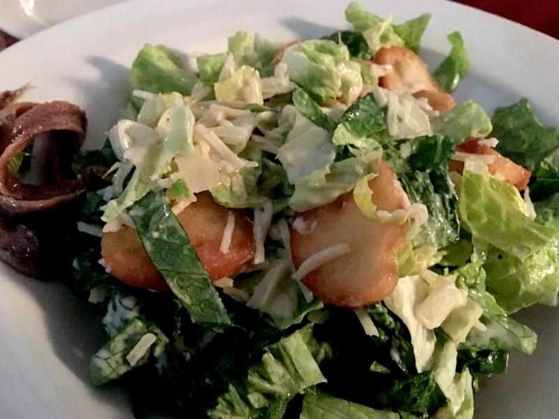 caribbean-bvi-cooper-island-beach-club-caesar-salad