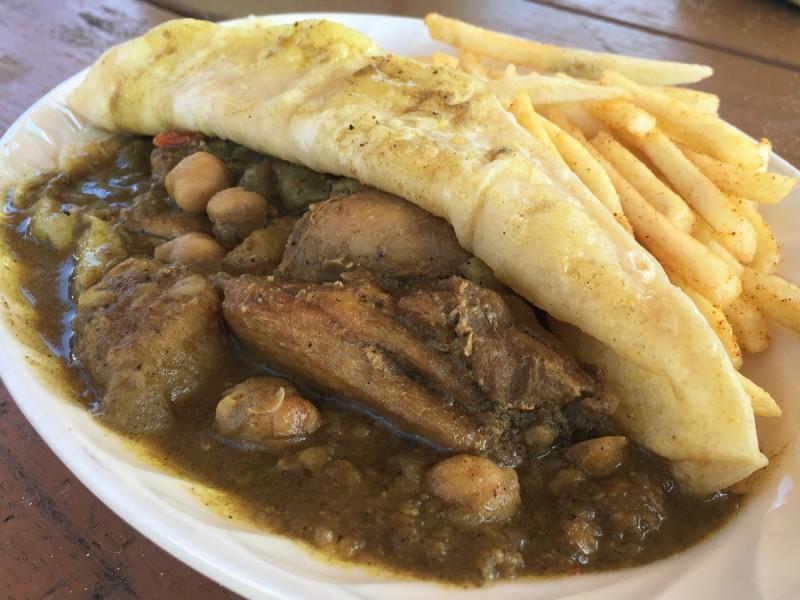 caribbean-bvi-prickly-pear-island-chicken-roti