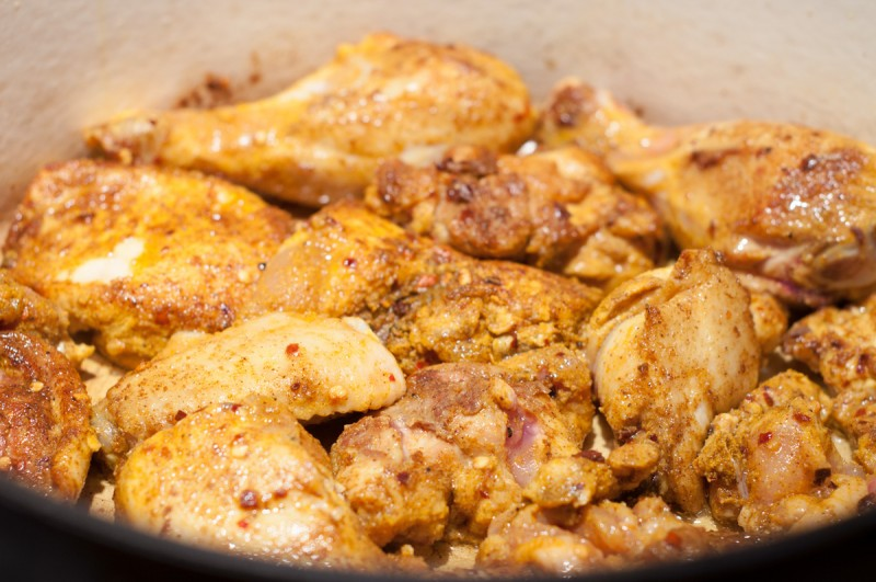 chicken-curry-browning