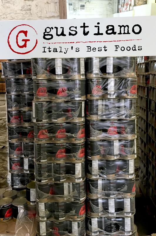 gustiamo-warehouse-san-marzano-tomatoes