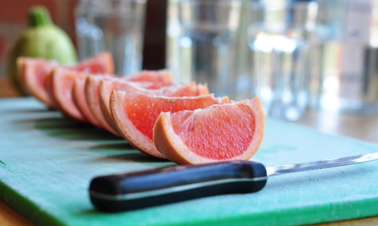 Grapefruit Ginger Cava Brunch Cocktails