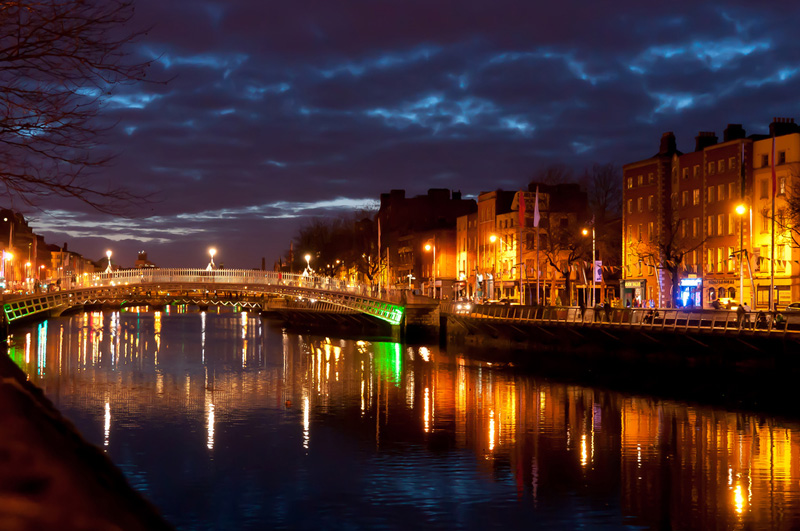 Enjoy A Night Out In Dublin