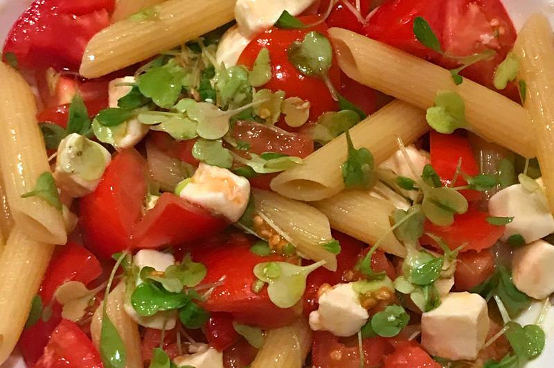 Fresh Summer Pasta