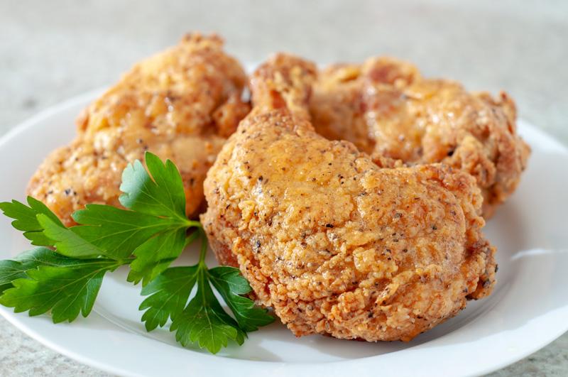 Buttermilk Fried Chicken (or Cornish Game Hen)