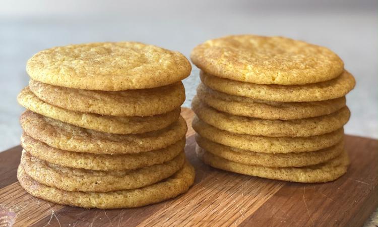 Irresistible Snickerdoodle Cookies